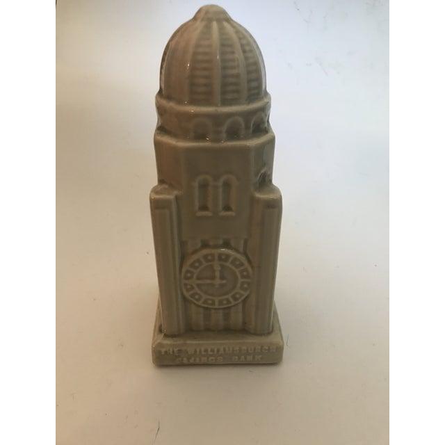 Brooklyn lovers... This ceramic coin bank is a replica of the famous Williamsburg Savings Bank built in 1927/29 and...