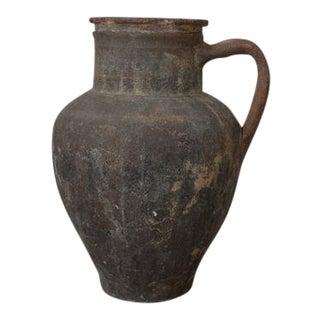 Antique Greek Pottery Vessel