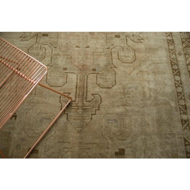 "Vintage Oushak Carpet - 5'8"" X 8'3"" - Image 6 of 10"
