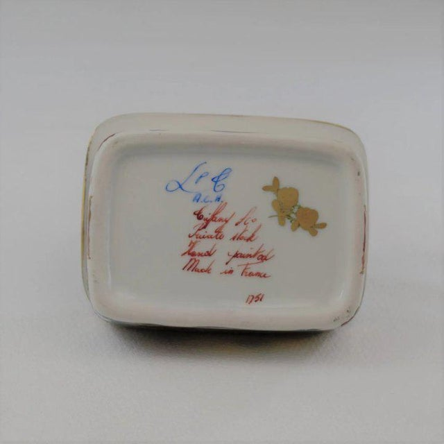 Mid-Century Modern Tiffany Private Stock LeTallec Box For Sale - Image 3 of 9