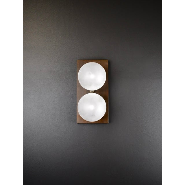 Introducing the DUO wall light designed by Blueprint Lighting, 2020. A handsome study in clean lines and simple form...