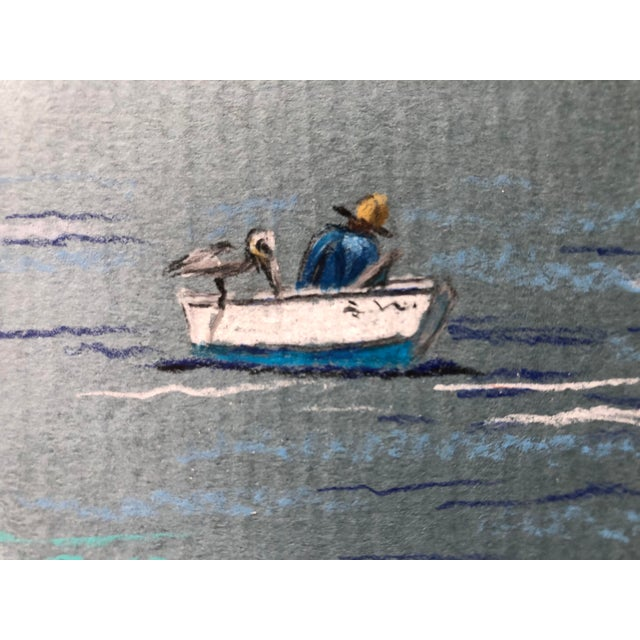A fisherman I photographed years ago has been the source of much inspiration for me from a painting to a children's...