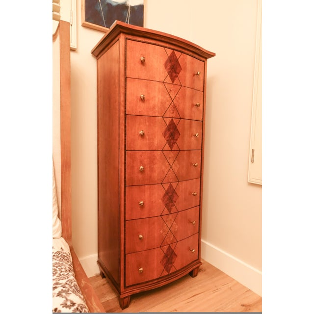 Jonathan Charles Dresser Chest For Sale - Image 5 of 7