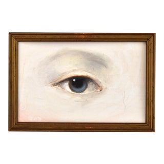 Contemporary Lover's Eye No. 5 Painting by S. Carson For Sale