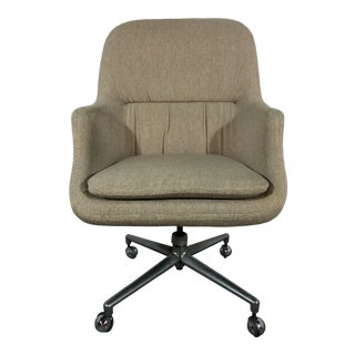 Harvey Probber Executive Chair, Vintage 1970s For Sale