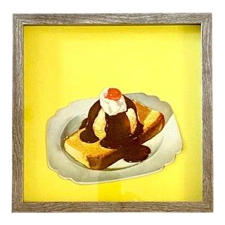 "1990s ""Vanilla Poundcake"" Pop Art Style Still Life Print For Sale"