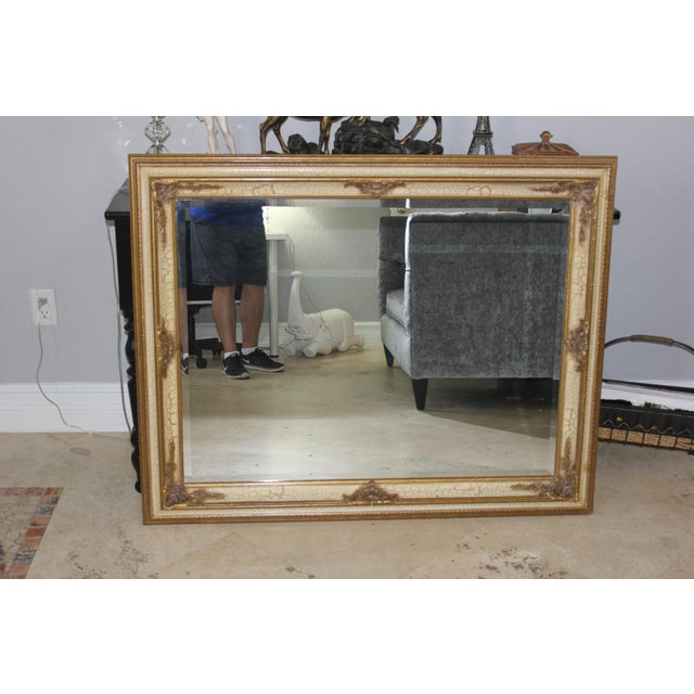 Antique FrenchCarved Gilt Mirror - Image 8 of 11