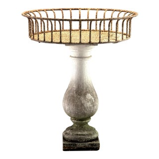 Industrial Style Iron Planter