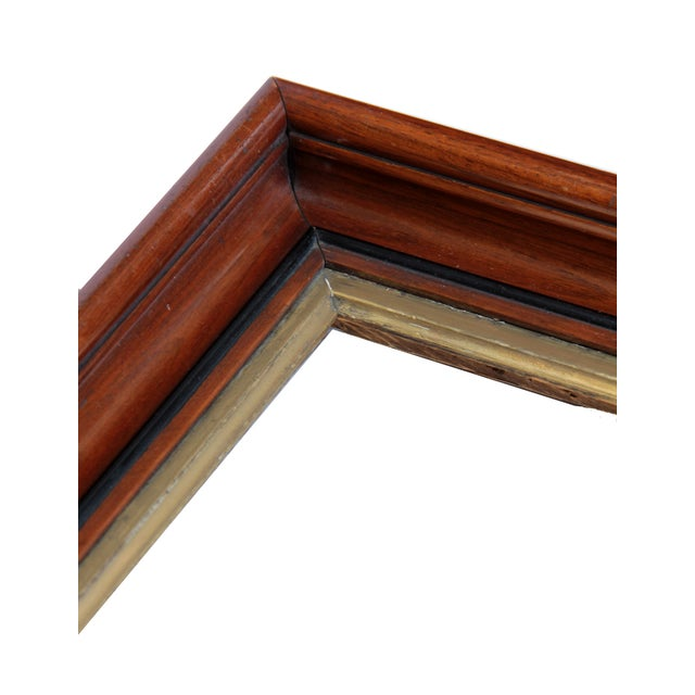 19th Century American Walnut Frame - Image 2 of 5