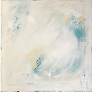 "Abstract Acrylic on Canvas ""Drift"" by Ally Sheppard For Sale"