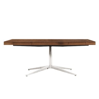 Florence Knoll Partner's Desk For Sale