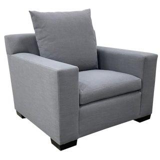 Ralph Lauren Modern Penthouse Chair For Sale