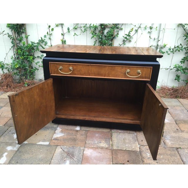 Vintage Century Furniture Chin Hua Server Buffet For Sale - Image 7 of 11
