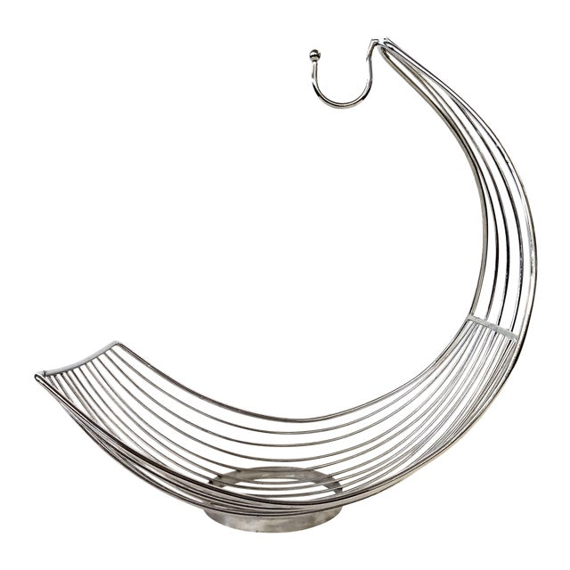 Stainless Steel Banana Hammock & Fruit Holder - Image 1 of 9
