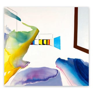 """Laura Newman """"Room"""", Painting For Sale"""