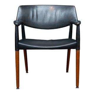 Ejner Larsen & Askel Bender Madsen Lounge Chair for Willy Beck For Sale
