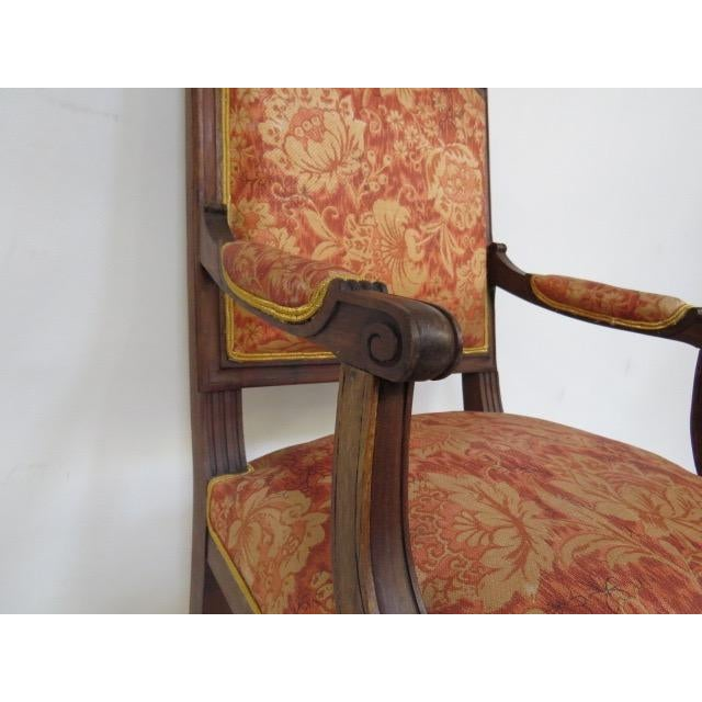 1900's Louis XVI Chair For Sale - Image 7 of 8