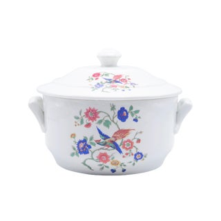 French Porcelain Soup Tureen For Sale