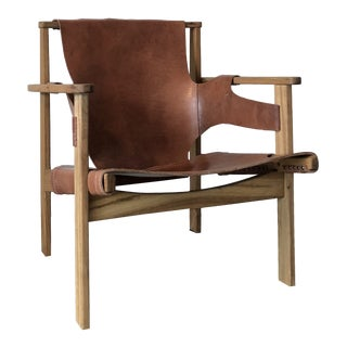 1957 Carl-Axel Acking Trienna Chair For Sale