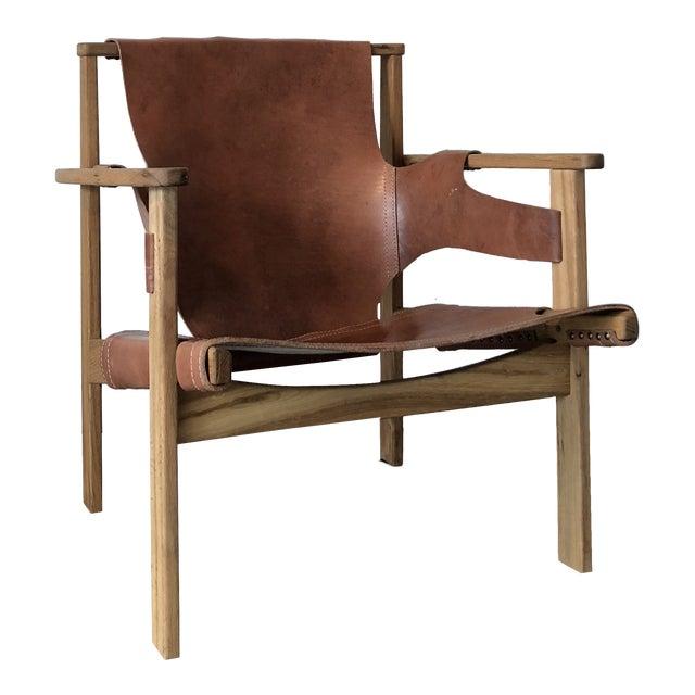 1957 Carl-Axel Acking Trienna Chair For Sale