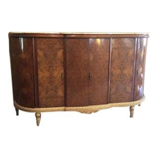 Vintage Art Deco Buffet For Sale
