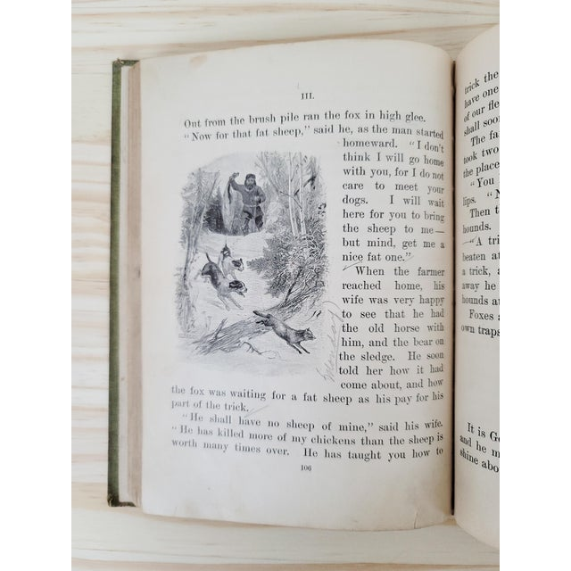 1901 Antique School Book For Sale - Image 4 of 10
