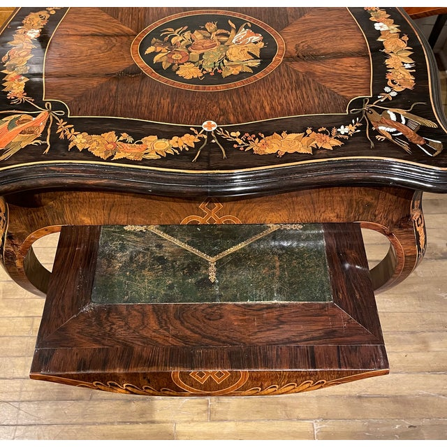 19th Century French Side Table For Sale - Image 12 of 13