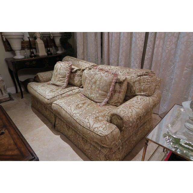 EJ Victor Roll Arm Sofa - Image 4 of 6