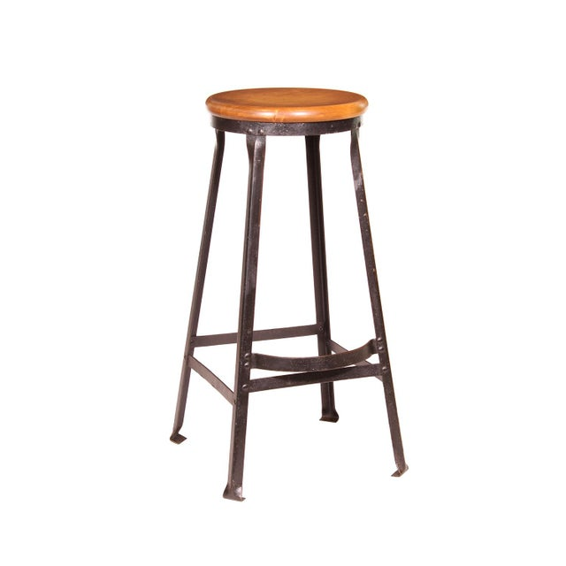 Factory Shop Stool For Sale - Image 13 of 13