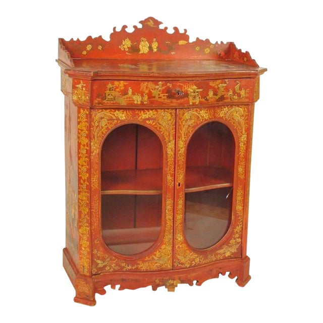 Chinoiserie Decorated Cabinet - Image 1 of 10