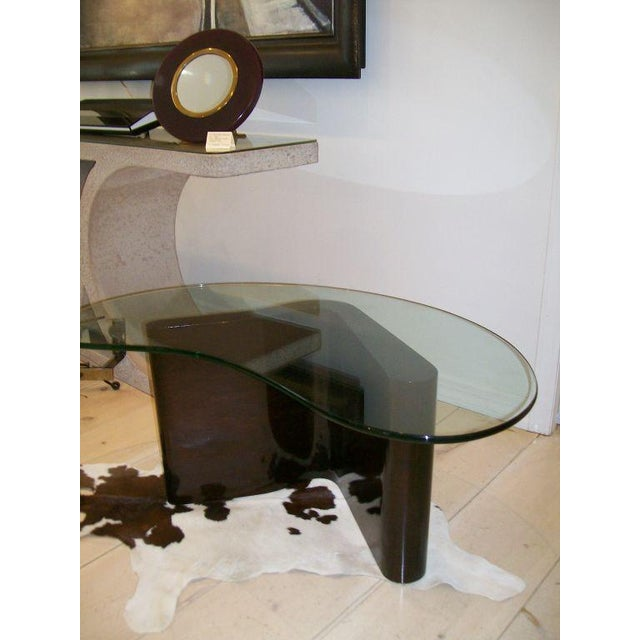 Art Deco Boomerang Cocktail Table For Sale - Image 4 of 5
