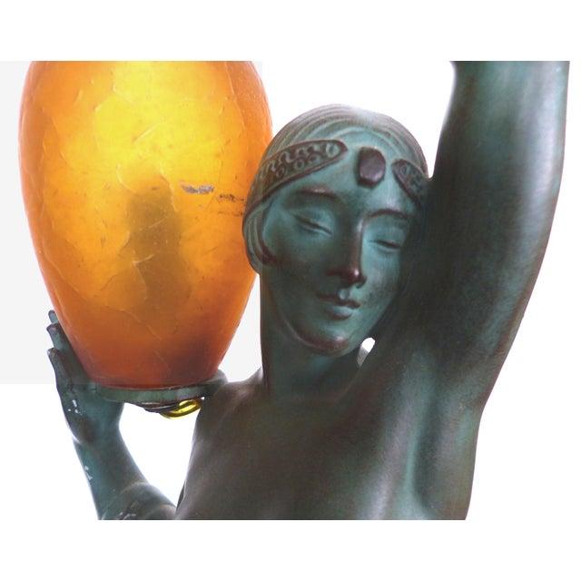 Art Deco Sculpture by Pierre LeFaguay For Sale - Image 9 of 10