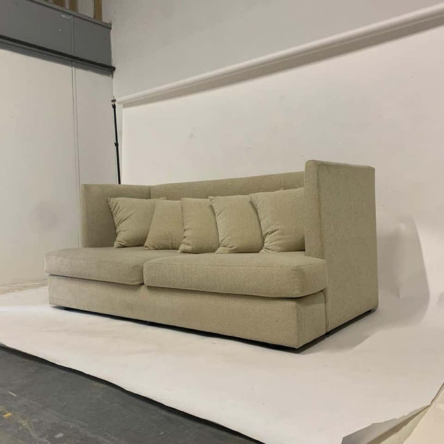 Milo Baughman Shelter Sofa - Excellent For Sale - Image 9 of 11