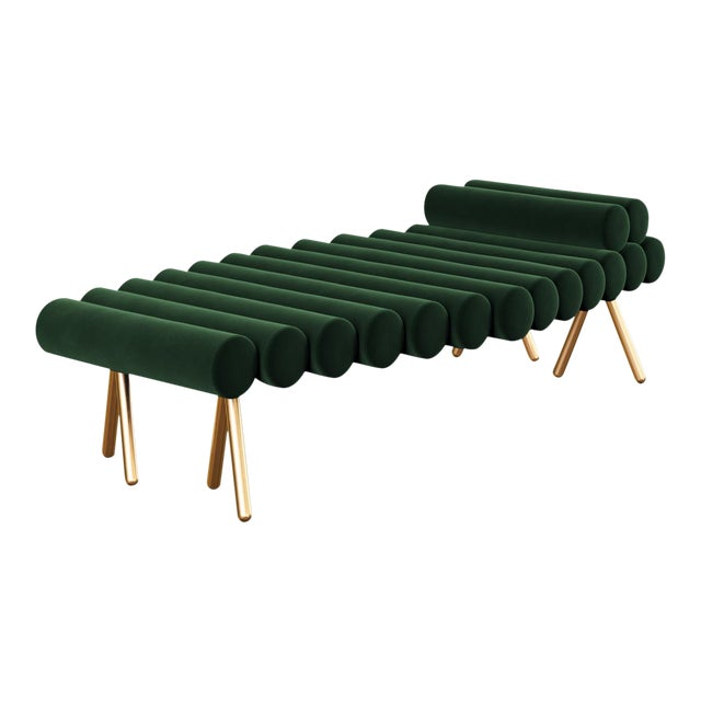 21st Century Custom Handmade Contemporary Day Bed For Sale