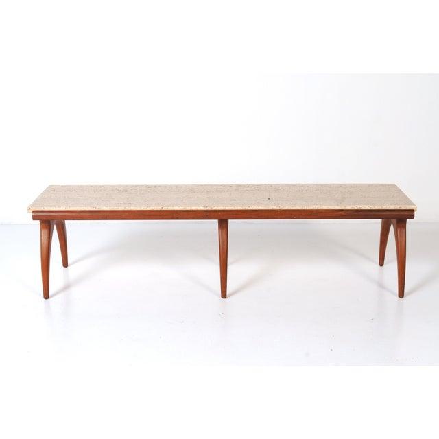 Mid-Century Modern Mid-Century Bertha Schaefer Coffee Table For Sale - Image 3 of 7