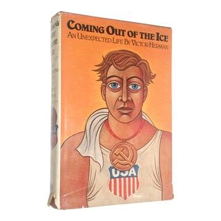 """Victor Herman """"Coming Out of the Ice"""" Signed First Edition Book"""
