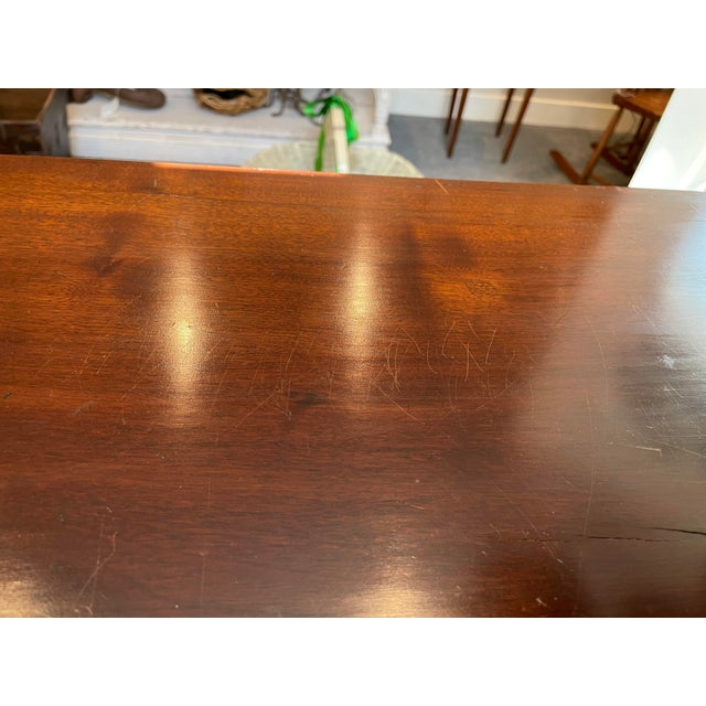 Early 20th Century Cherry Sideboard For Sale - Image 4 of 8