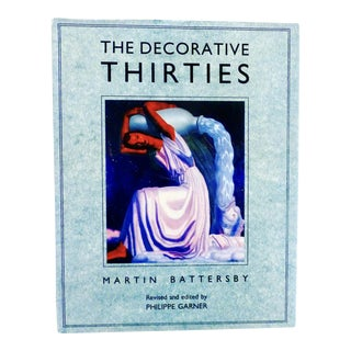 """The Decorative Thirties: Modernism and Surrealism"" Book"