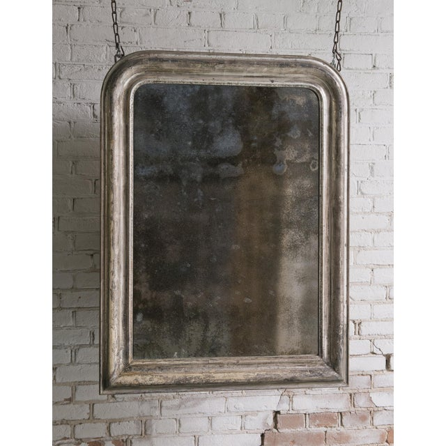 Traditional 19th Century Mirror For Sale - Image 3 of 4