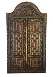 Image of Moorish Doors and Gates