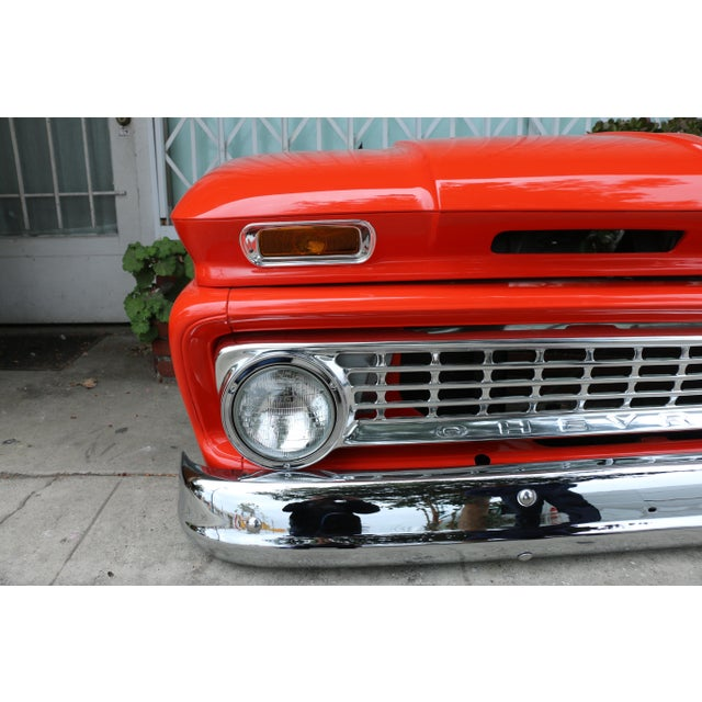 1960s Chevrolet 1963 Truck Bumper For Sale - Image 5 of 8