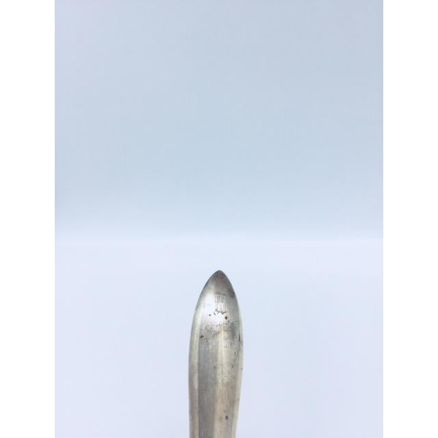 Mid-Century Modern Mid-Century Modern Gorham Sterling Handle Bottle Opener For Sale - Image 3 of 11