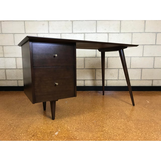Paul McCobb for Winchendon/Planner Group Refinished Desk For Sale - Image 10 of 10