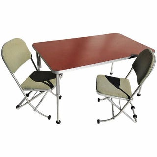 Warren McArthur Art Deco Dinette Table & Chairs