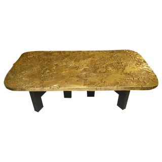 Coffee Table Attributed to Ado Chale For Sale
