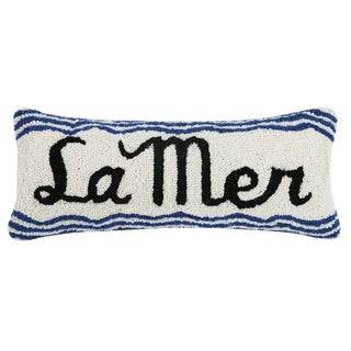 La Mer Hook Pillow For Sale