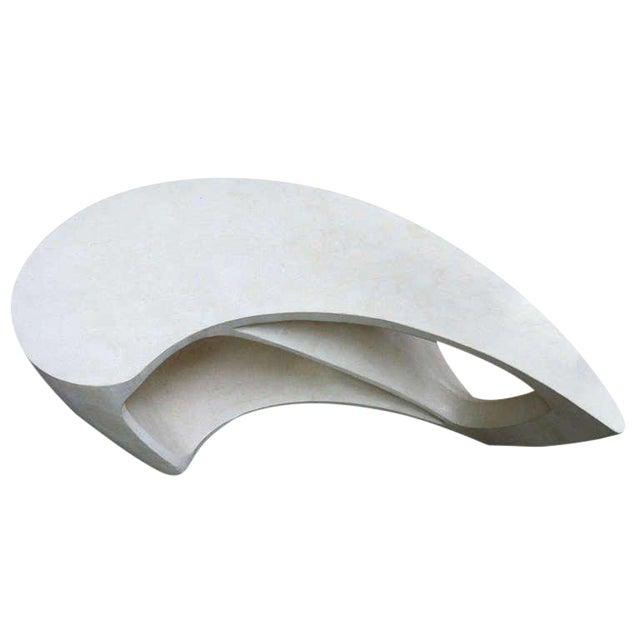 Awesome Boomerang Shaped Coffee Table For Sale