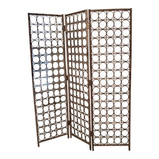 Bamboo Room Divider or Screen