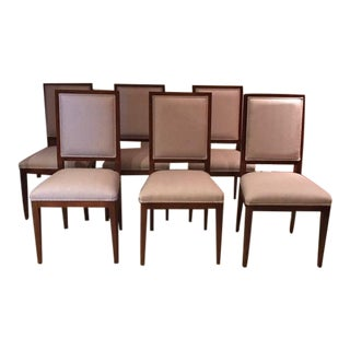 Crate & Barrel Dining Chairs -Set of 6