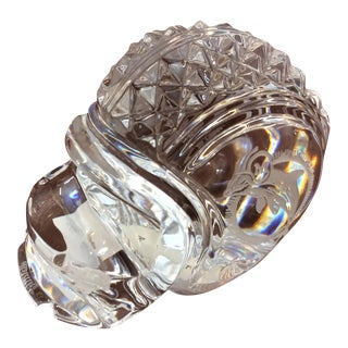 Waterford Crystal Dolphins Helmut For Sale